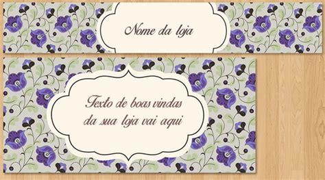 kit layout loja divitae 04 banner facebook loja de layouts para loja elo7