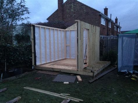 Backyard Blasts by They Built A Shed In Their Backyard But The Inside Is