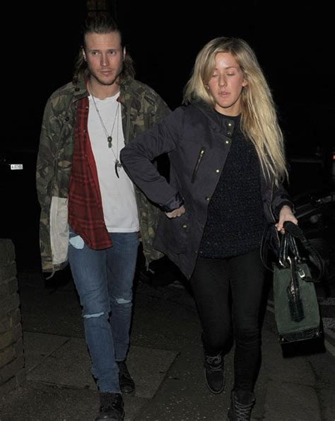 Are Ellie Goulding And Dougie Poynter Dating Ok Magazine | ellie goulding and dougie poynter continue to fuel dating