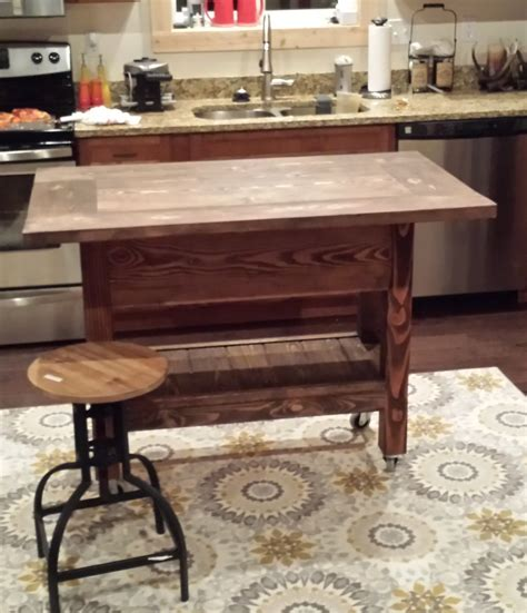 custom made kitchen islands custom farmhouse kitchen island by mb designs custommade