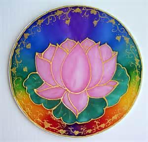 Lotus Flower Chakra Mandala Balanced Chakra