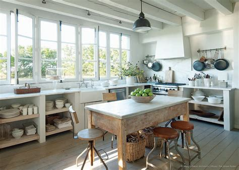 Stools For Island In Kitchen by Round Top Farmhouse Murphy Mears Architects