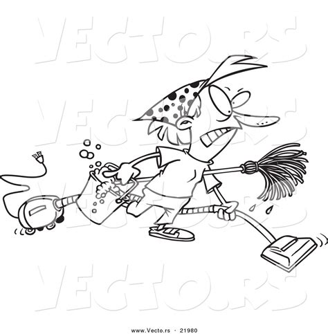 house cleaner porn free coloring pages of house cleaning