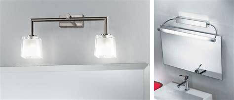 illuminazione bagno specchio lade da bagno per specchio la scelta giusta 232 variata