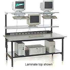 lab tables work benches laboratory work bench adjustable height testing lan