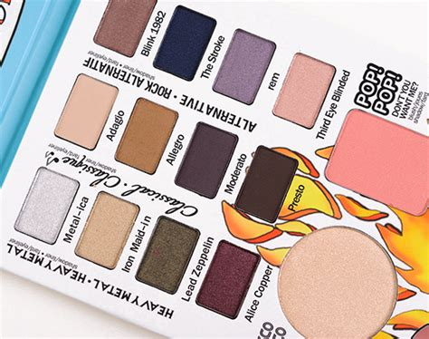 The Balm Balm Jovi Palette thebalm balm jovi palette review photos swatches