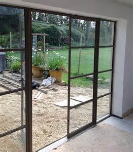Steel Patio Doors 1000 Images About Ings Extension On Extensions Rear Extension And Kitchen Extensions