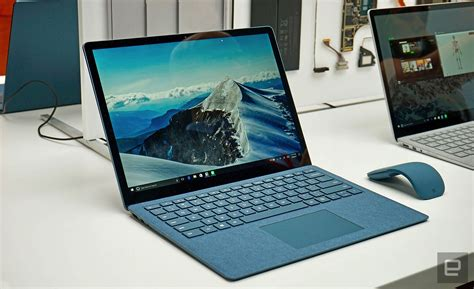 Microsoft Surface Laptop microsoft surface laptop look at engadget funkykit