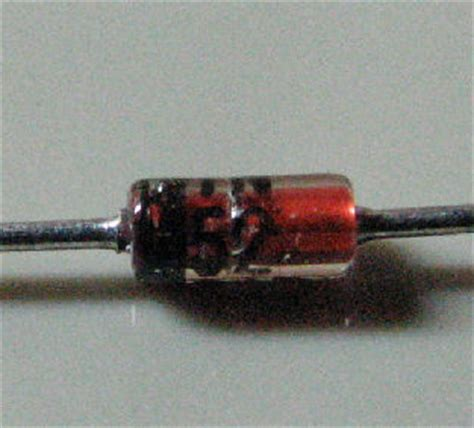 what a diode looks like hart s quot membership card quot rev a kit