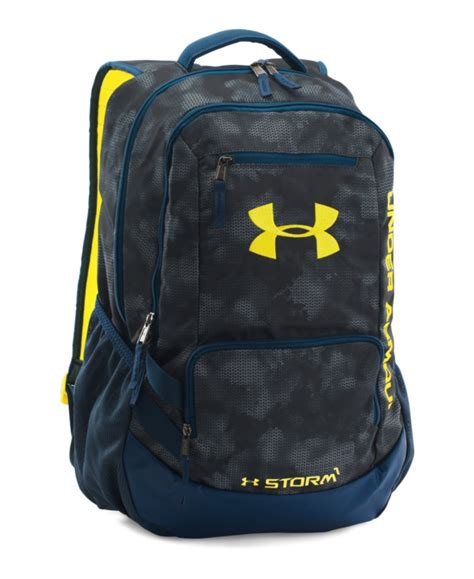under armoir backpack under armour storm hustle ii backpack ebay