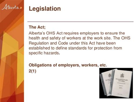 section 8 ohs act indoor air quality by ohsl alberta