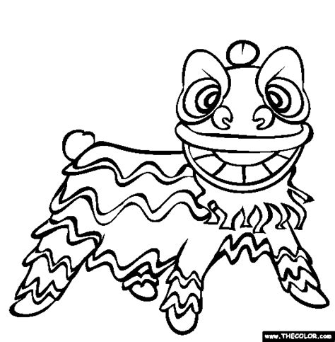 how to draw a new year new year coloring pages page 1