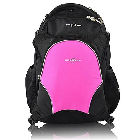 Cooler Diaperbag Two Disanto Backpack buy obersee oslo bag backpack with detachable cooler in pink from bed bath beyond