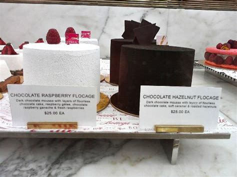 Bottega Louie Gift Card - mini cakes picture of bottega louie los angeles tripadvisor