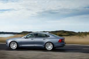 Ss Volvo Volvo S90 Getting Semi Autonomous Technology As Standard