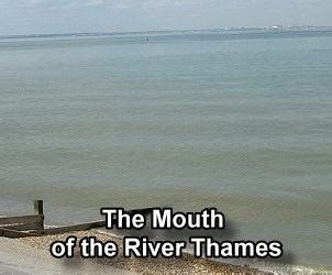 thames river flows into what are a river s three stages quora