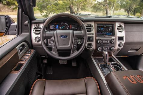 2014 King Ranch Interior by Ecoboost Expedition 2014 Autos Price Release Date And
