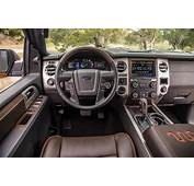 2015 Ford Expedition King Ranch Edition Interior  F