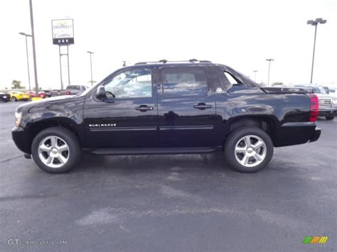 Outside Ls by Black 2013 Chevrolet Avalanche Ls Exterior Photo 69634801