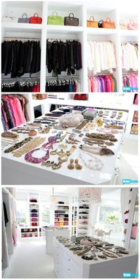 Vanderpump Walk In Closet by Ready With Target Coffee Beans And Bobby Pins