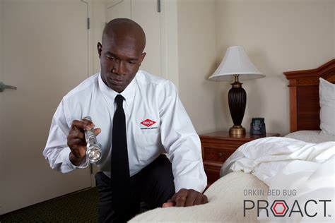orkin bed bugs pest control for hospitality hotels motels inns resorts