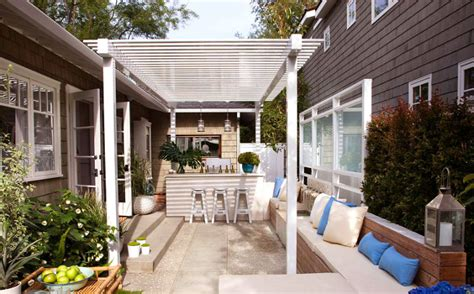 outdoor kitchens making  dream  reality home bunch