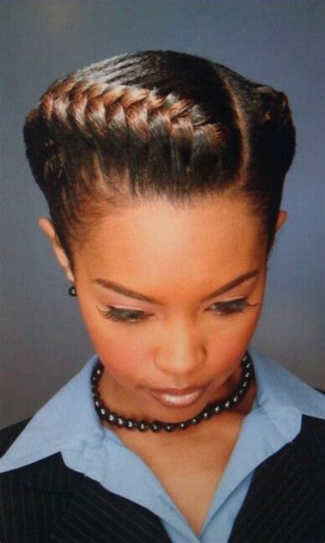 braided styles for corporate office hair steamers for natural hair the secret is out style for