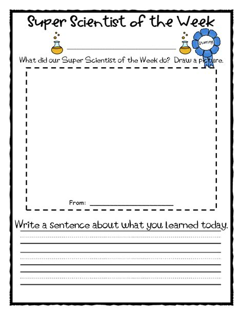 printable science observation journal science observation worksheet for kindergarten free
