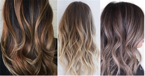 15 Balayage Hair Color Ideas with Blonde, Brown and