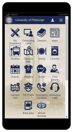 app design university pitt mobile university of pittsburgh
