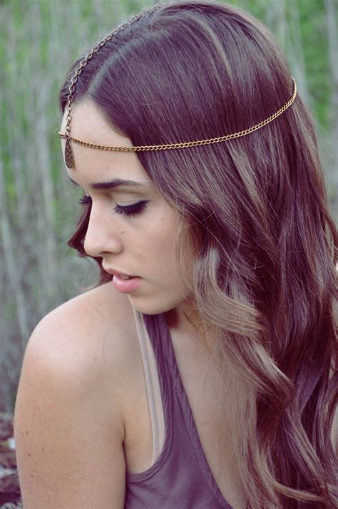 best 25 hair chains ideas on pinterest diy fashion