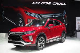old mitsubishi eclipse new mitsubishi eclipse cross revives old nameplate in a
