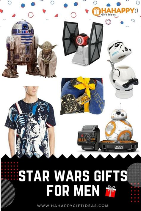 gift ideas for star wars fans best star wars gifts for men cool unique hahappy