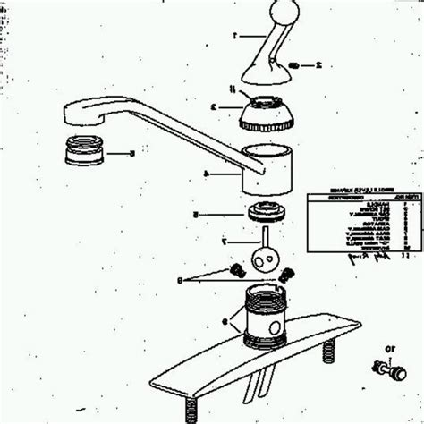 kitchen faucet parts diagram delta kitchen faucet parts diagram kenangorgun