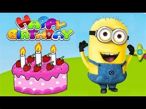 happy birthday cartoon mp3 download minions happy birthday song agnes despicable me