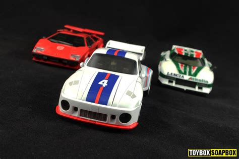 martini porsche jazz toybox soapbox maketoys mtrm 09 downbeat review