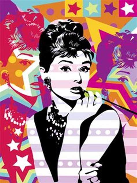 imagenes retro obras quadro retro arte pop audrey risco de giz elo7