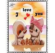 Animated Cute I Love You
