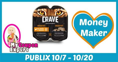 crave food coupons overage on crave cat food after sale and coupons 183
