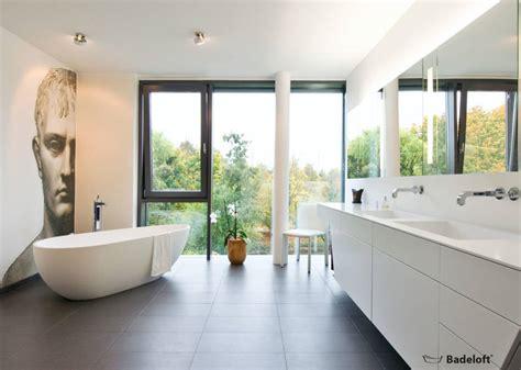 Bad Mit Freistehender Badewanne by Das Bad Modern Einrichten