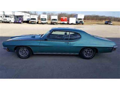 1970 pontiac lemans convertible for sale 1970 pontiac lemans for sale on classiccars 8 available