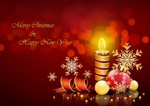 Merry christmas happy new year photo with bokeh 1011 jpg