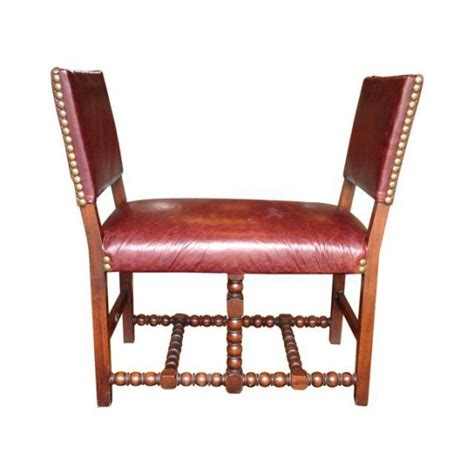 leather and wood bench baker furniture vintage wooden leather bench design plus gallery