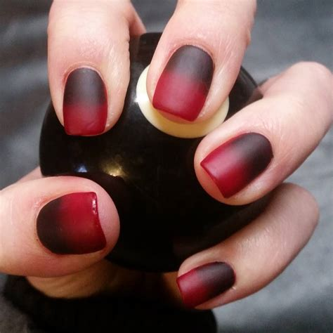 easy nail art red simple black and red nail designs www imgkid com the