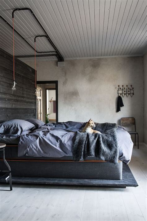 industrial bedroom pinterest 25 best ideas about industrial bedroom design on