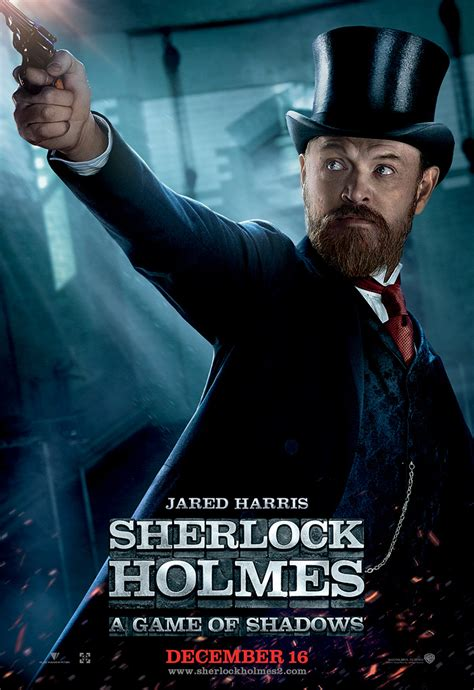 jared harris sherlock holmes 2 a game of shadows interview