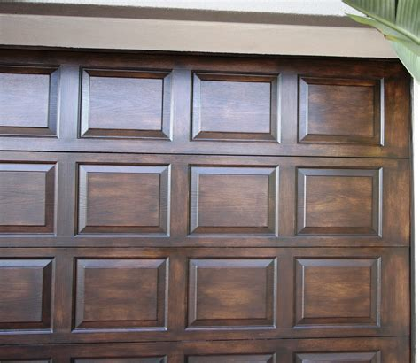 Faux Wood Garage Door Faux Wood Garage Doors Surface Home Ideas Collection Faux Wood Garage Doors For All Styles