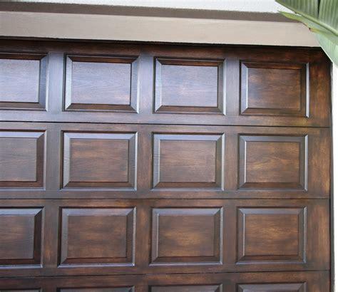 What Color To Paint Garage Door New Ideas Faux Wood Garage Doors Home Design By Fuller
