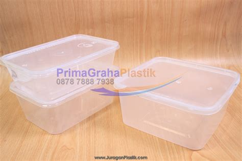Freezer Kotak Crp Kotak Plastik 1000 Ml Microwaveable Freezer Stock Ready Home