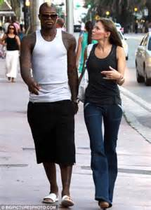 wag double bill on miami beach as djibril cisse and sammy